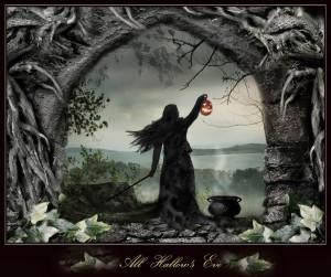 10 Days Until Samhain! Samhain Chant 1