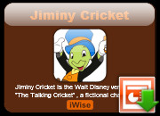 Jiminy Cricket quotes
