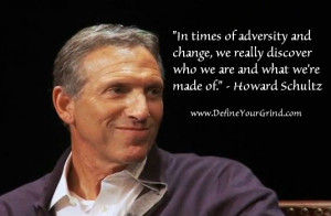 Quotes For Business Success From Howard Schultz