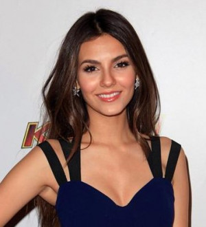 Victoria Justice talks pressure of keeping a squeaky-clean image
