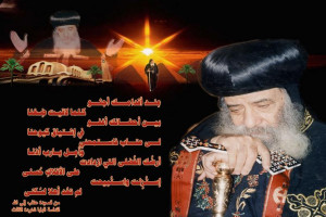 Brief biography for HH.Pope Shenouda III in English
