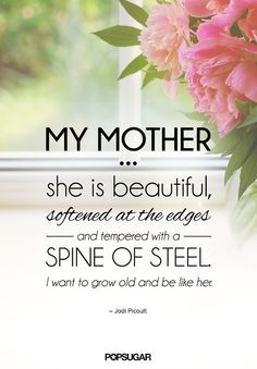 Pinnable Quotes About Mom For Mother's Day, thank you @Tara Block