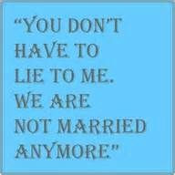 Ex Husband Quotes And Sayings - Bing Images