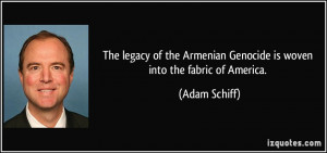 The legacy of the Armenian Genocide is woven into the fabric of ...