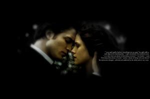 Twilight Series twilight/new moon quote
