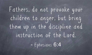Important Bible Verses For Fathers To Learn