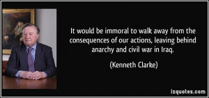 More Kenneth Clarke Quotes