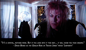Character tropes appearing in which jim henson, starring david bowie
