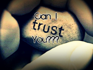 Can I Trust You!