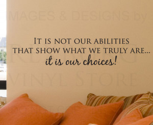 Wall-Quote-Decal-Vinyl-Sticker-Lettering-Adhesive-Decoration-Our ...