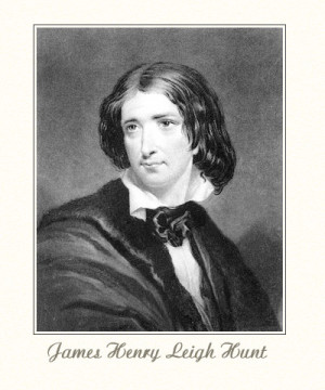 View James Henry Leigh Hunt: Poems | Quotes | Biography | Books