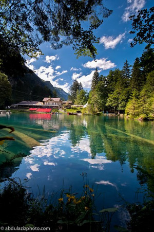 Malallah ahhh Switzerland one of the most peaceful places on earth