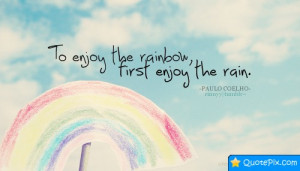 The Rainbow Friendship Quotes Home About Inspiration