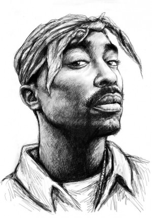 Tupac Canvas Prints and Tupac Canvas Art for Sale