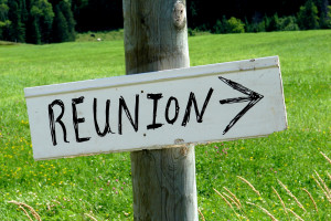 Ditching The Reunion