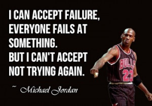 ... Michael Jordan's Motivational Quotes - The Sport Of Basketball's