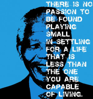 Celebrate Peace & Perseverence this International Nelson Mandela Day