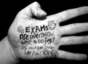 Life is Not a Final Exam