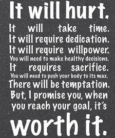 Life #quote #dedication #determination #success More