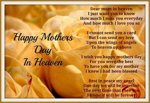 Mothers Day Greetings For Deceased Mom