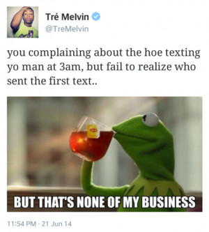 Kermit The Frog Has Lost His Mind