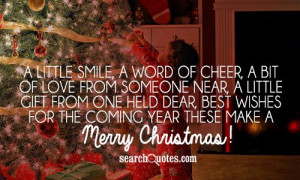 Merry Christmas Boss Quotes
