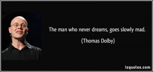 More Thomas Dolby Quotes