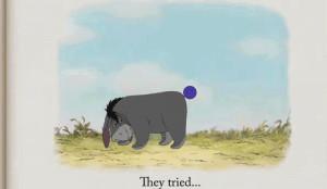 Disney quotes with sad Eeyore