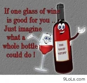 Funny Wine Quotes and Sayings
