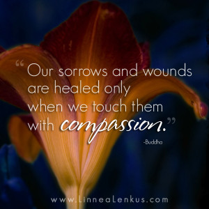 ... Quotes > Famous Quotes and Authors > Compassion by Buddha Quote