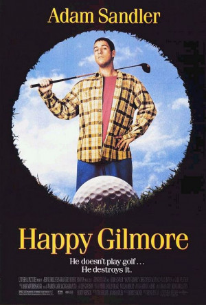 Comedy Theme Week - Happy Gilmore