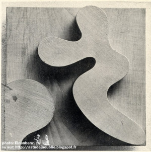 Jean Arp can become relief