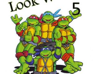 ninja turtles birthday ninja turtle inspired by teenage mutant ninja ...