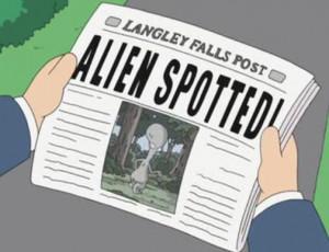 """Season 3 Episode 14 """"Office Spaceman"""""""