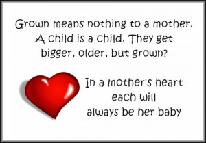 Love My Sons Quotes For Facebook Love for a child. i decided