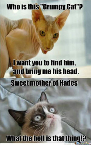 Sweet Mother of Hades....