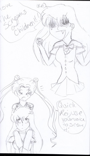 Sailor Moon Abridged Quotes by OtakuGurl1221
