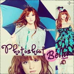 Bella Thorne Photoshoot Bop