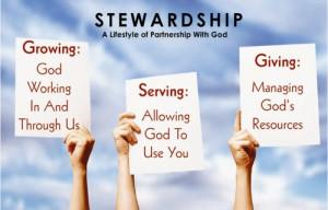 Stewardship Quotes Black