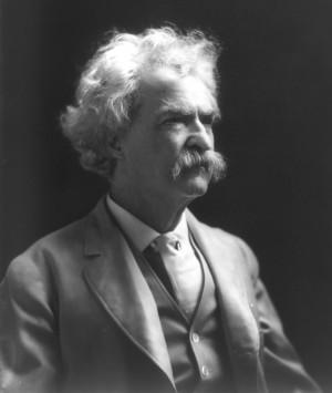 Poze Mark Twain
