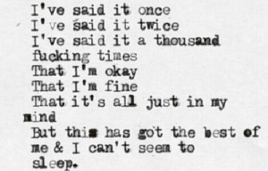 It Never Ends ♥ -Bring Me the Horizon