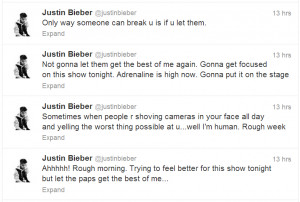 """Justin Bieber: """"I'll F*cking Beat The F*ck Out Of You!"""""""