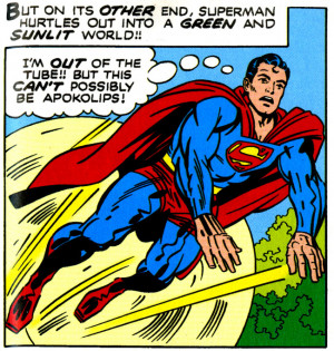 ... superman s head in this image from a superman in supertown in superman