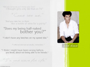 Twilight Series Jacob Quotes