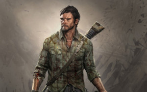 Joel - The Last of Us wallpaper