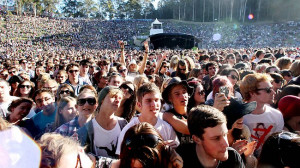 ... Splendour in the Grass at Woodford. Picture: Mark Calleja Source: The