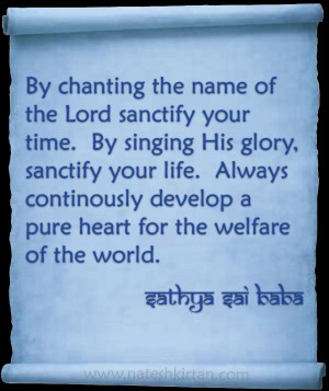 54 Quotes on Chanting