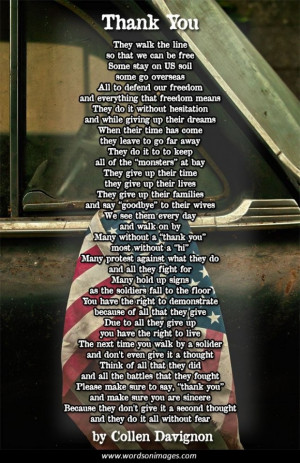 Quotes on veterans day