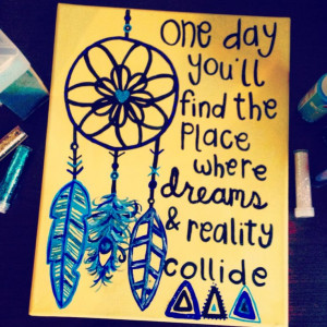 , Dream Catchers, Bid Day, Quotes, Canvas Paintings, Dream Catcher ...