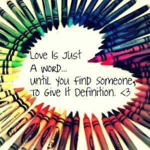 Artist quotes about love